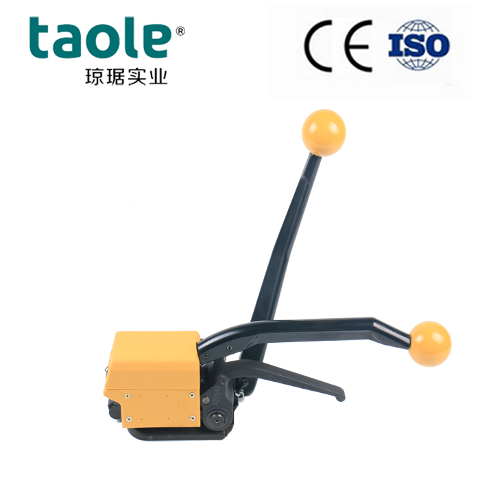 A333 Sealless manual steel strapping tool