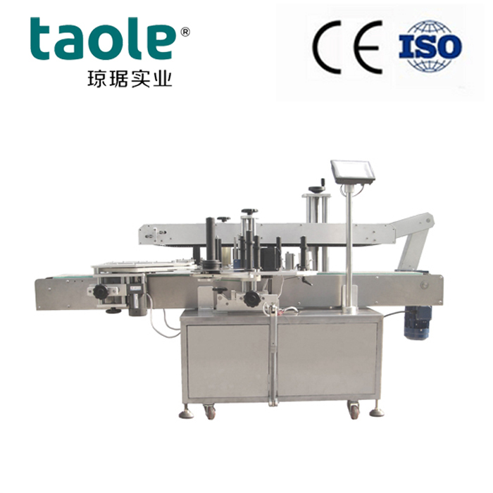 TL-620 two side labeling machine automatic for vary shape with multi function