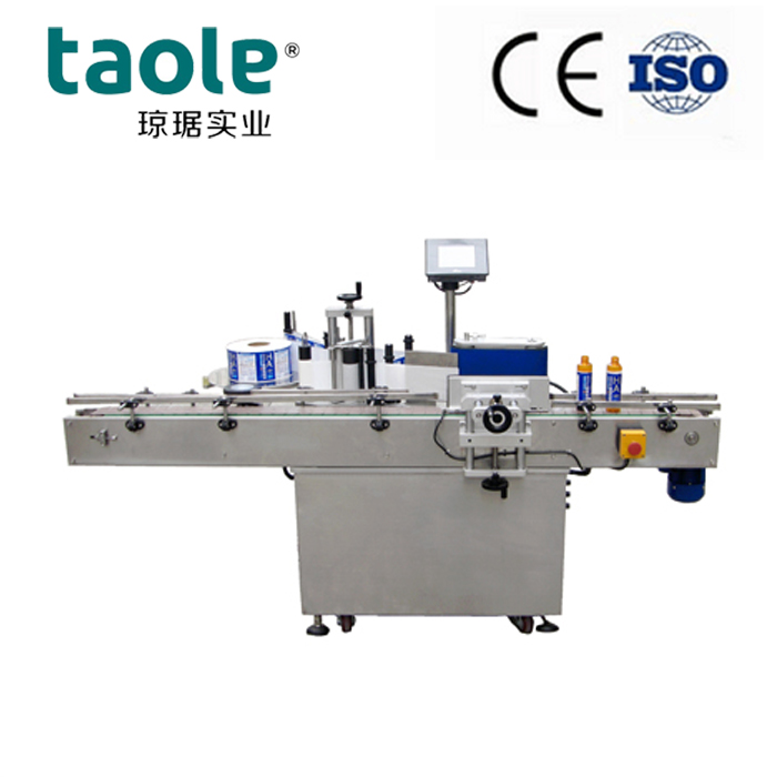 TL-510 automatic round bottle labeling machine